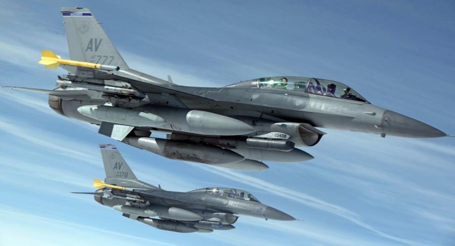 Air Force F-16 Gets F-35 Sensors, Weapons & Radar - Warrior