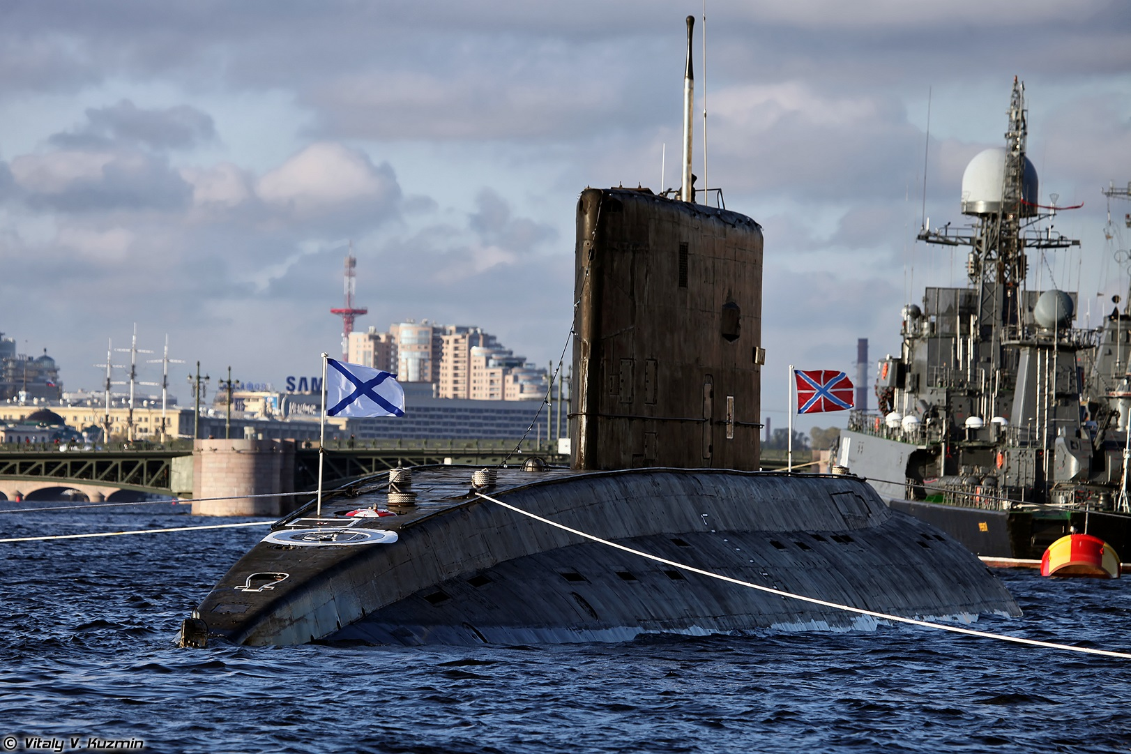 Did a Russian-Made Submarine 'Sink' A U.S. Navy Nuclear Attack Sub?