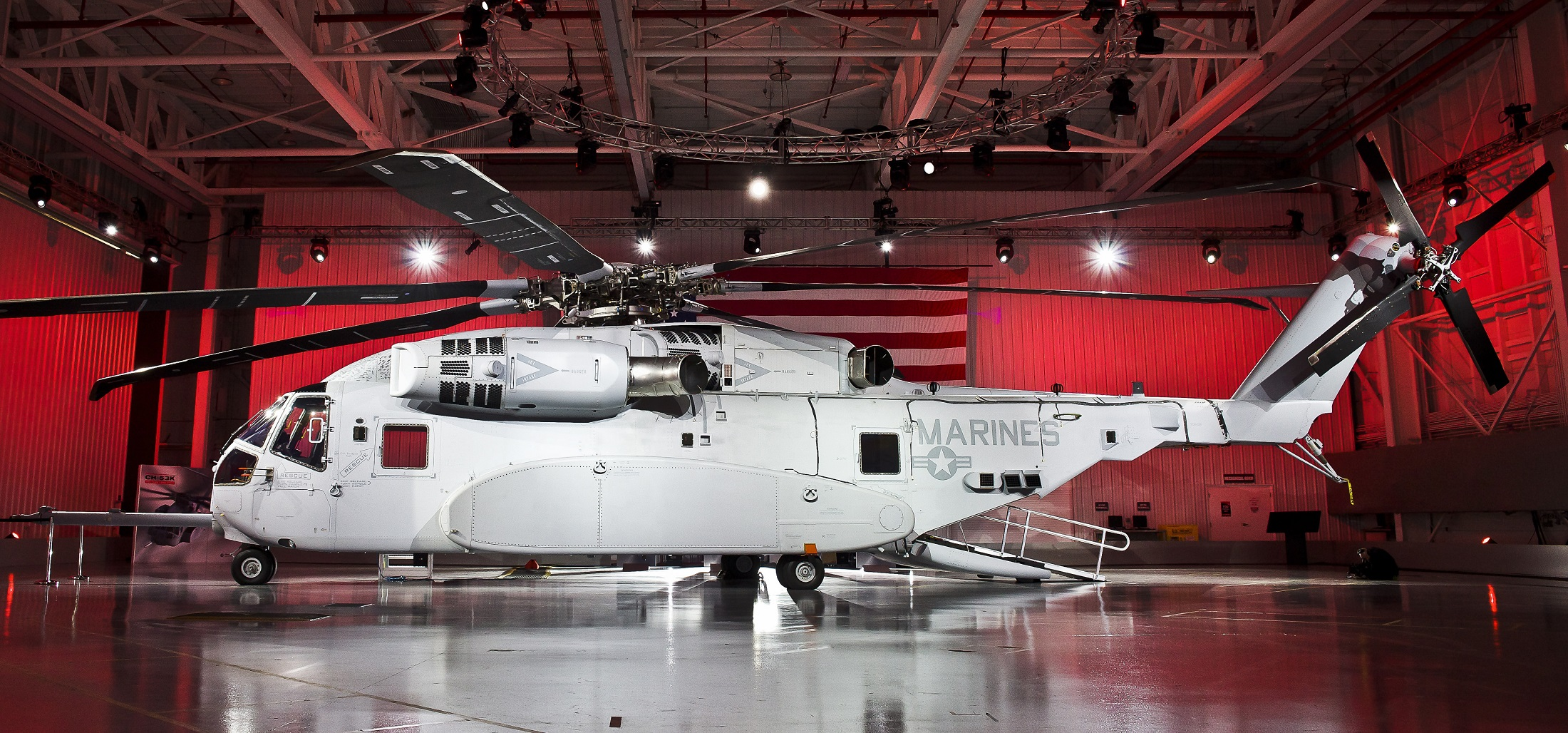 The Marine Corps' Most Expensive Helicopter Ever (More Than an F-35) Is In Trouble