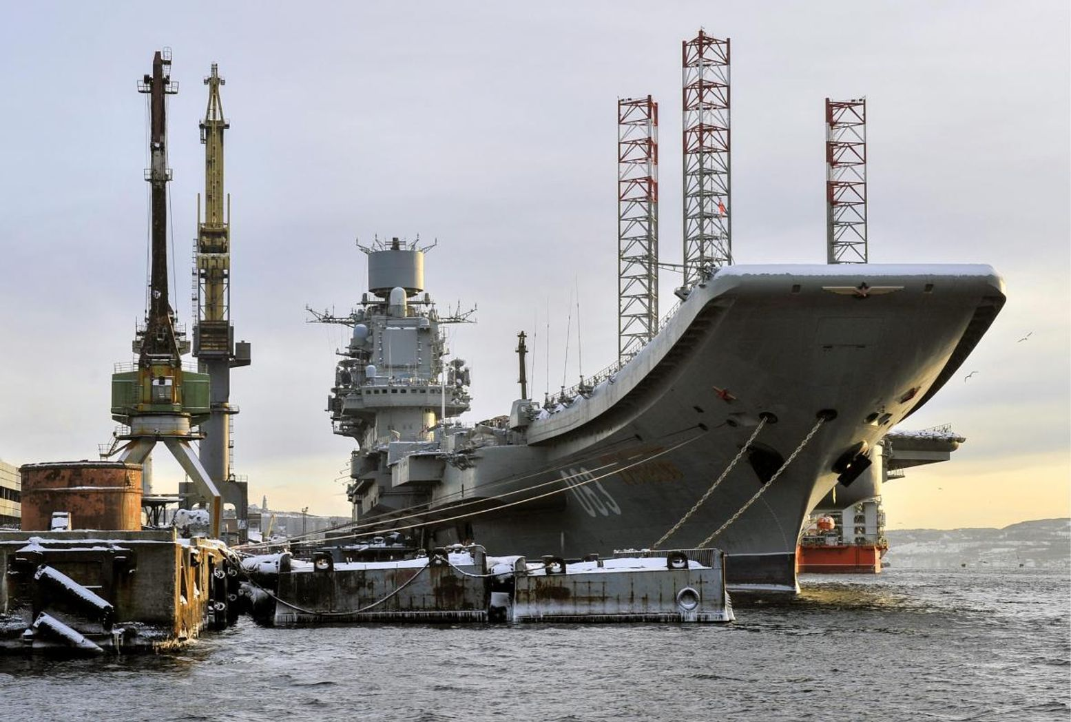 Why Russia Would Love American-Style Aircraft Carriers In ...