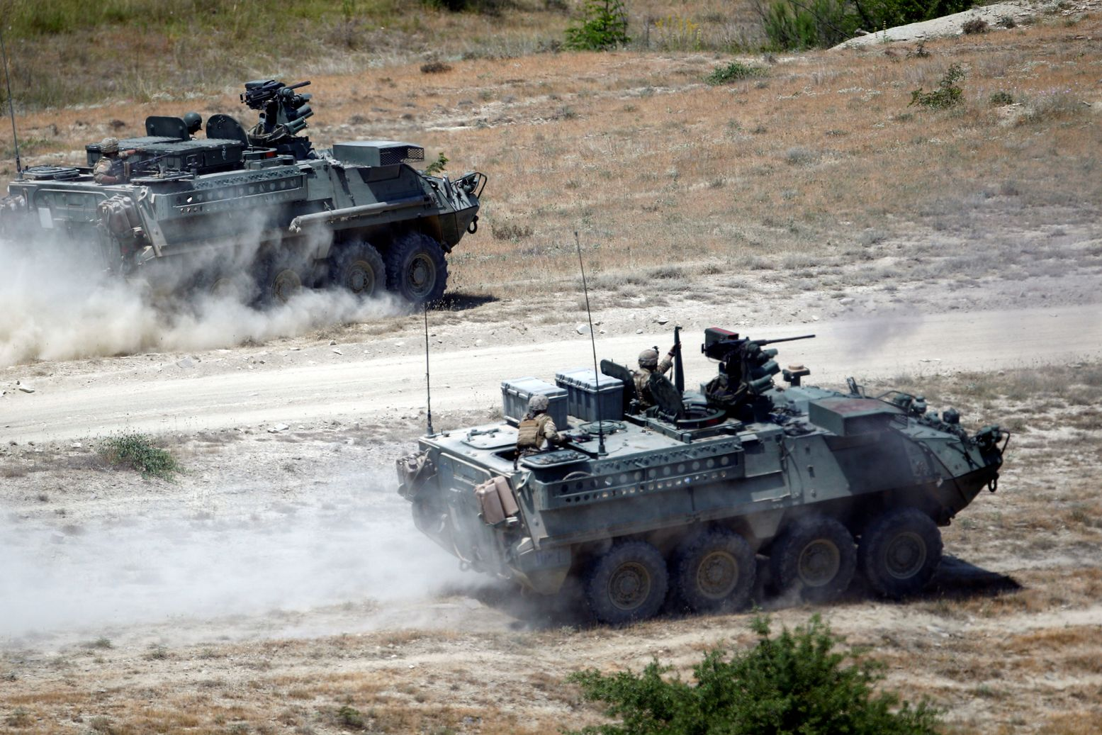 The Army Wants the Shift Away from Russia and Focus on the Threat from China