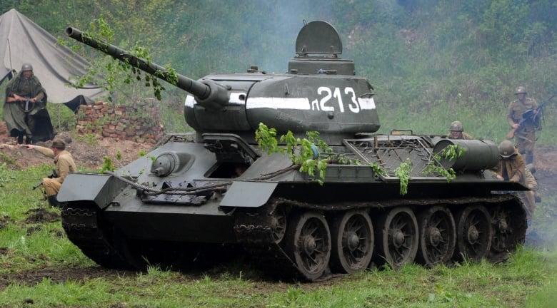 Rusya Ermenistan'da işgal tatbikatı yaptı