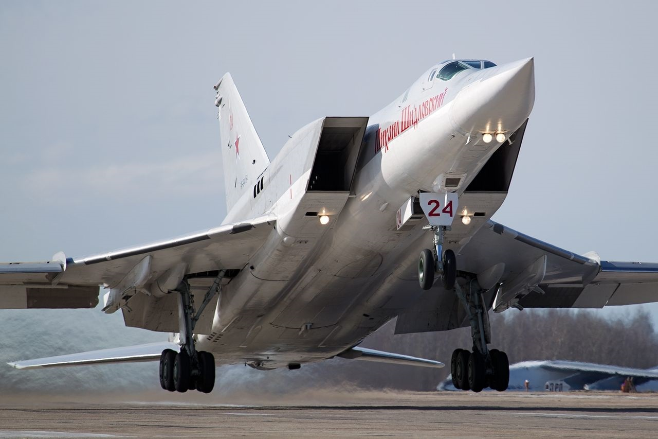 Get Ready, NATO: Russian Air Force Tu-22M3 Backfire Bombers are in Crimea