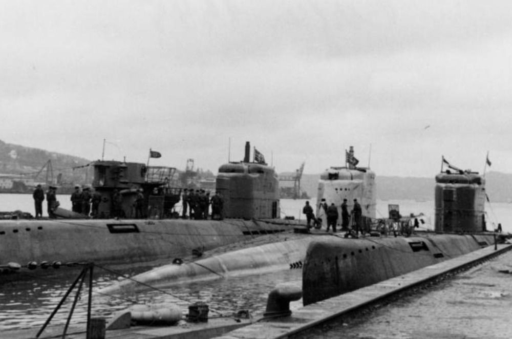 Nazi Germany's U-2511 Submarines Could Have Turned The Tide of WWII