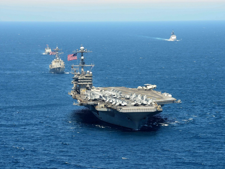 The U.S. Navy's Master Plan to Dominate Russia and China