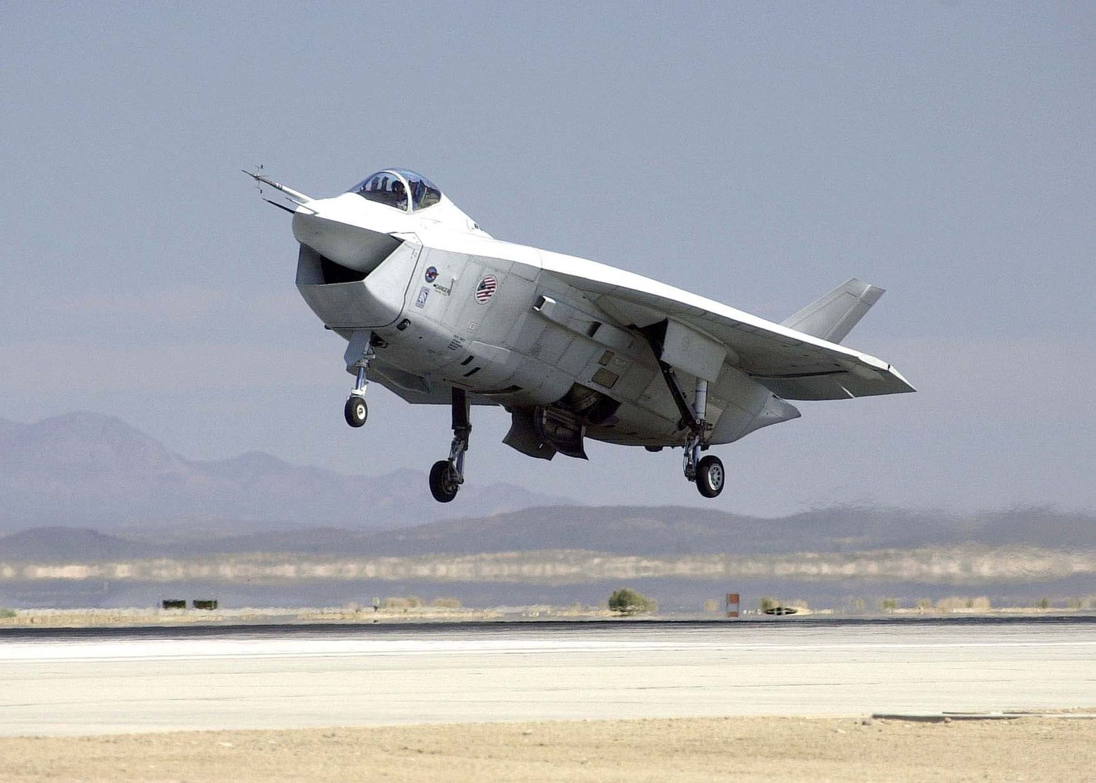 Meet The 2 Stealth Fighters That Almost Replaced the F-22 and F-35