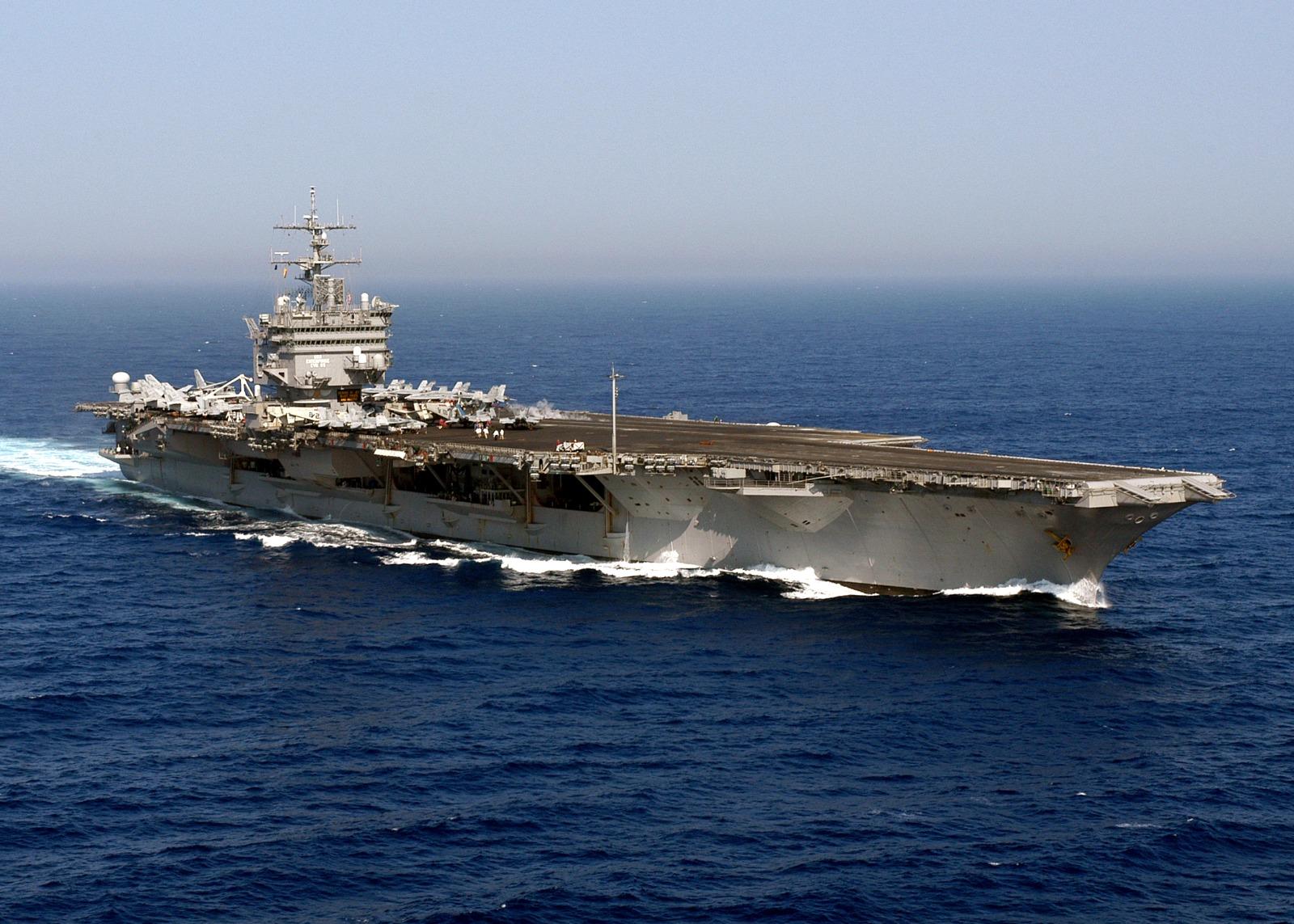 Single Rocket Attack Nearly Cost the U.S. Navy Billions of Dollars