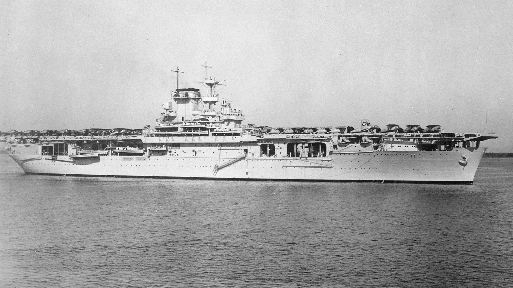See this Aircraft Carrier? It Was One of the Worst To Ever Set Sail.