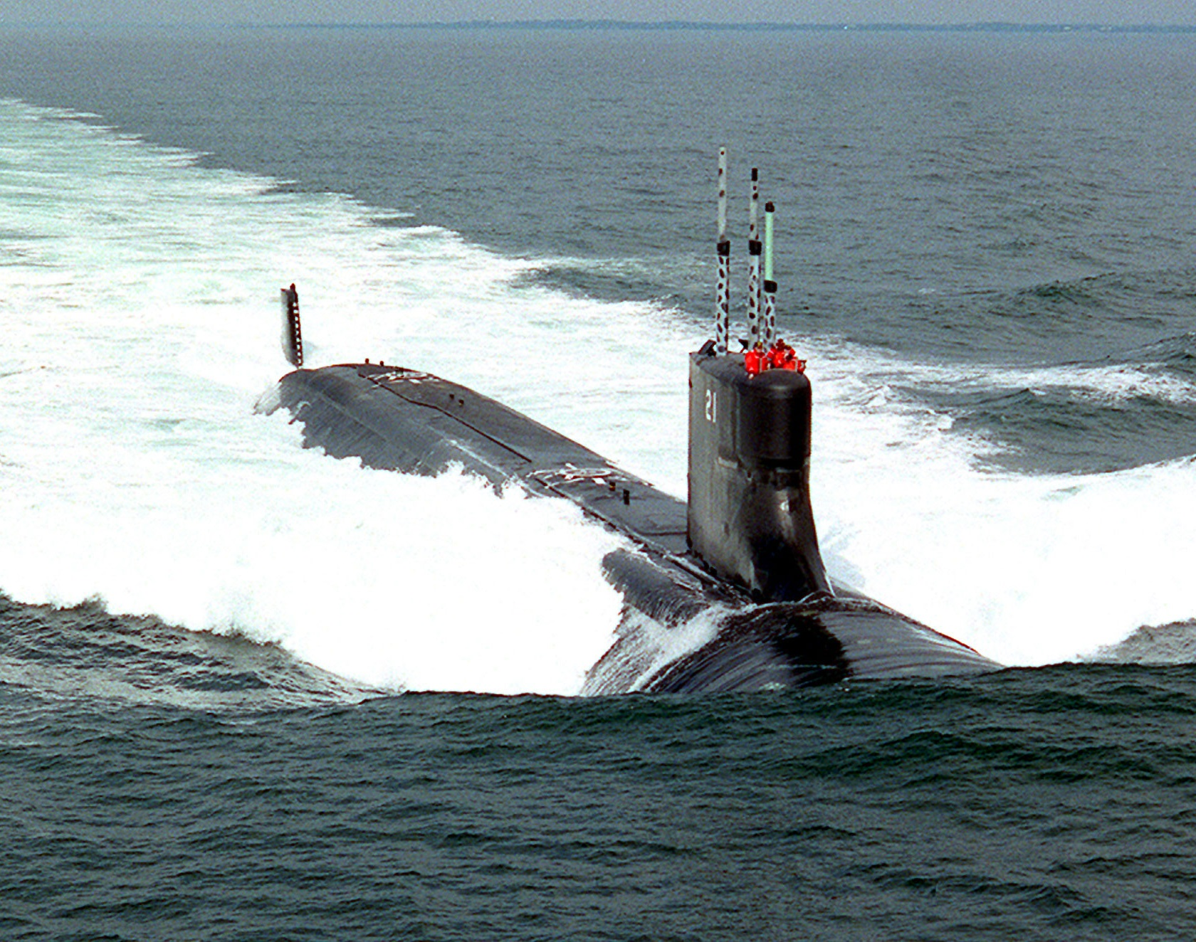Seawolf: The 'Secret' Submarines the U.S. Navy Doesn't Want You to