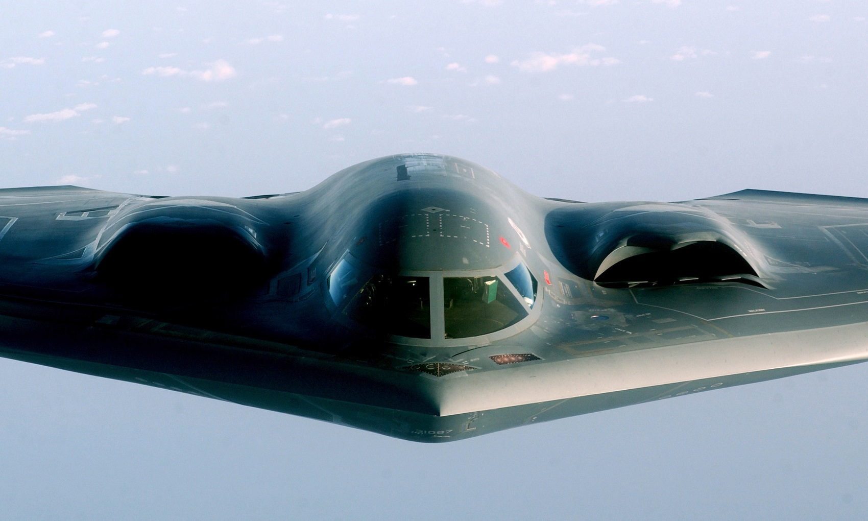 Why the B-2 Spirit is Nearly Unstoppable
