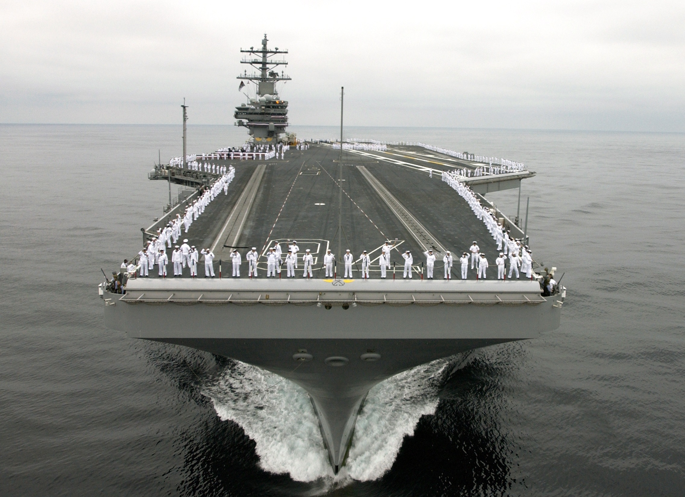 How Fast Could The Navy Build More Aircraft Carriers