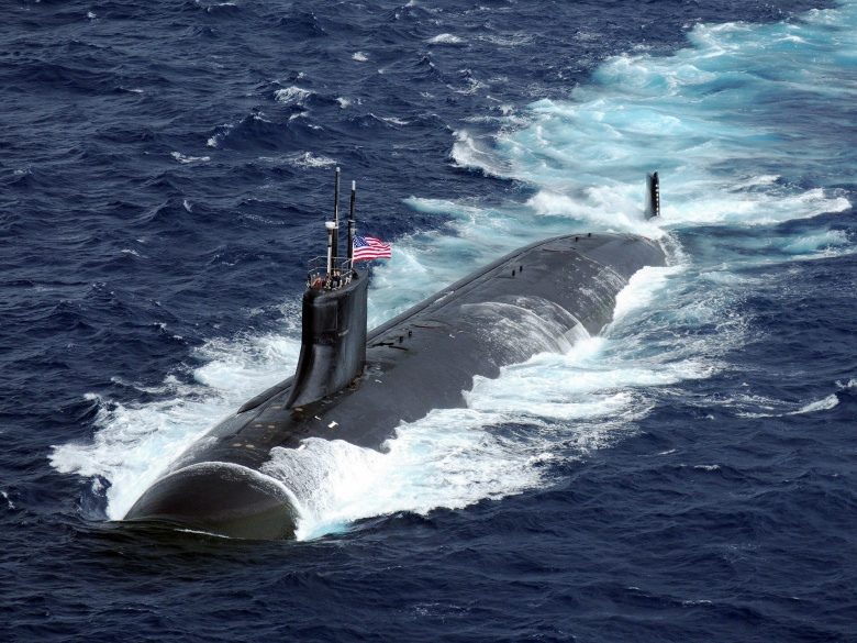 Exposed: The U.S. Navy's Most Super Secret Spy Submarine