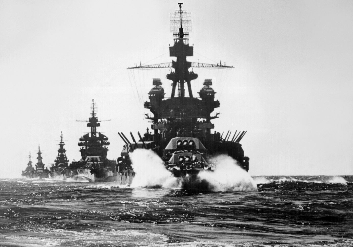 Dropping Shells: 5 Biggest Battleship Battles of All Time