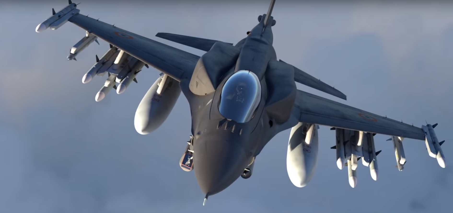 It Has F-22 and F-35 'DNA': Introducing Lockheed Martin's New F-21 Fighter