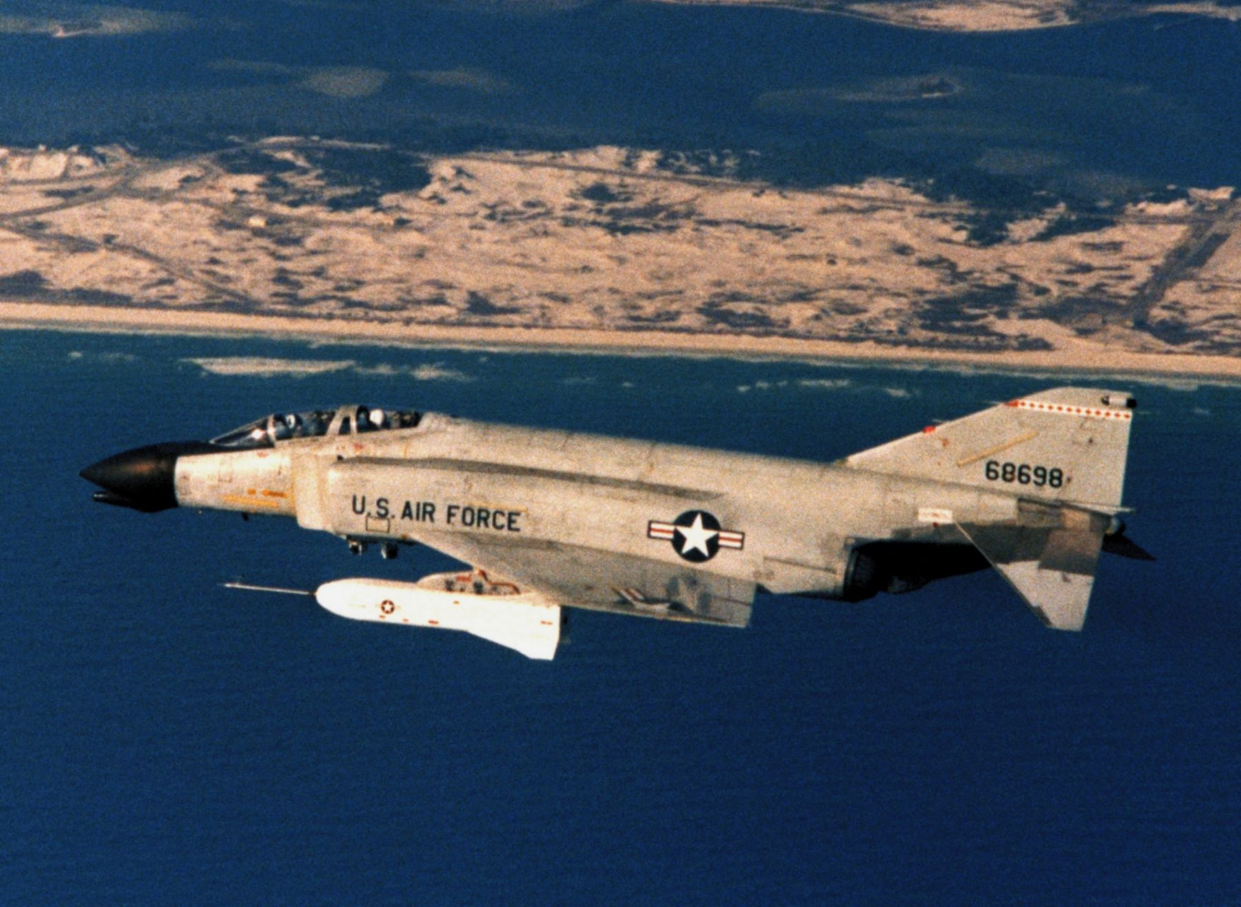 The F-4 Phantom Fighter Is Over 60 Years Old (And It Refuses to Go Away)