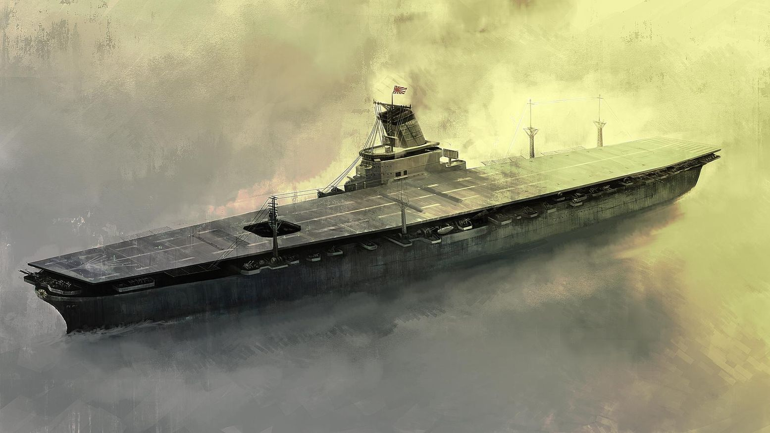 The Sad Tale of the Imperial Japanese Carrier Shinano