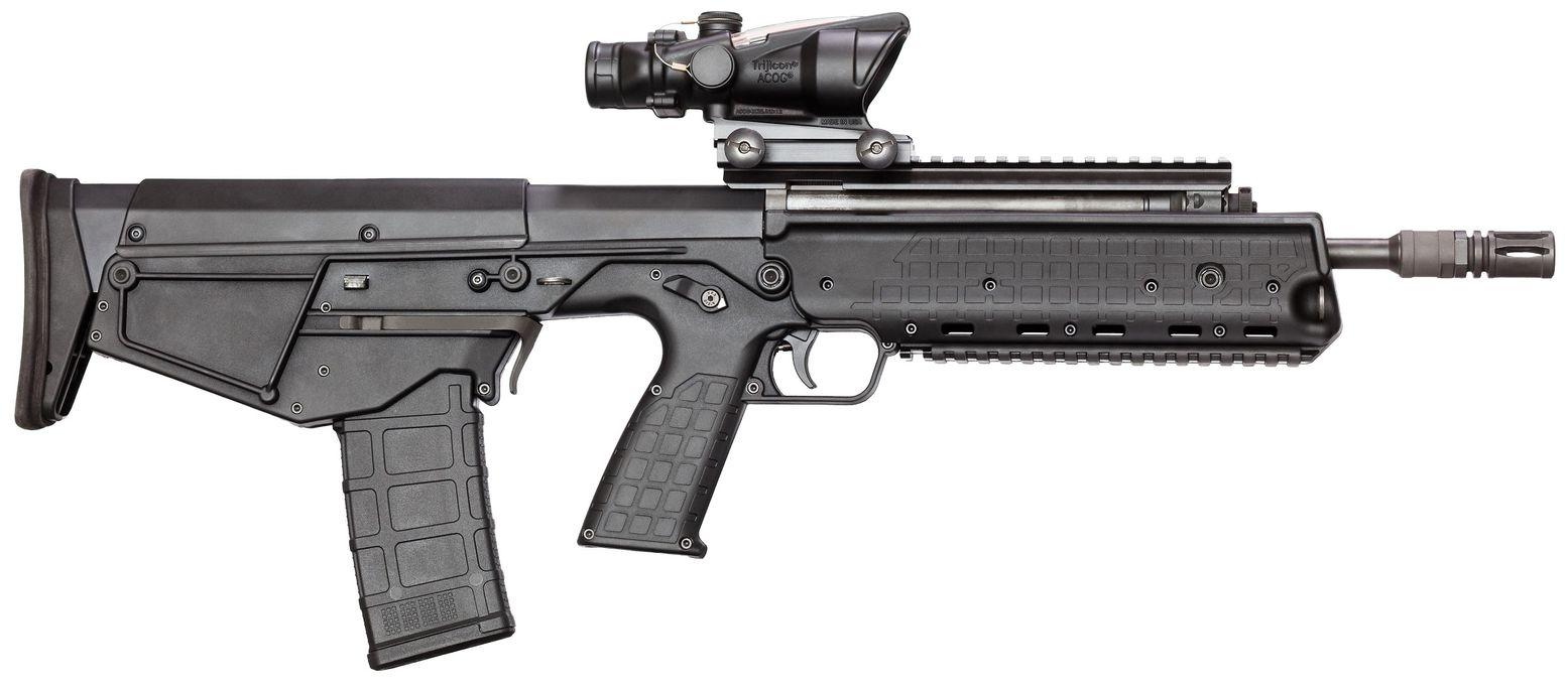 Kel-Tec's RDB 5.56mm Rifle: Everything We Know