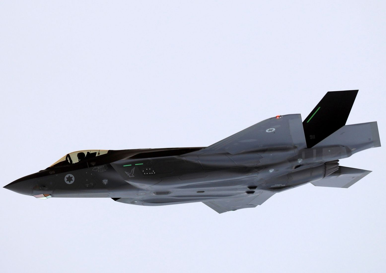 Israel 'Modified' Their F-35 Stealth Fighters. The Results Speak for