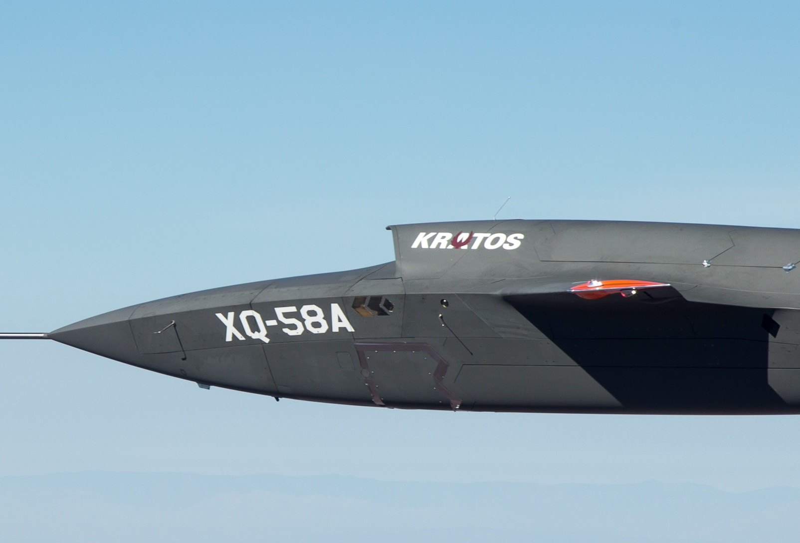 This Could Be the Air Force's Future: What You Need To Know About 'Wingman Drones'