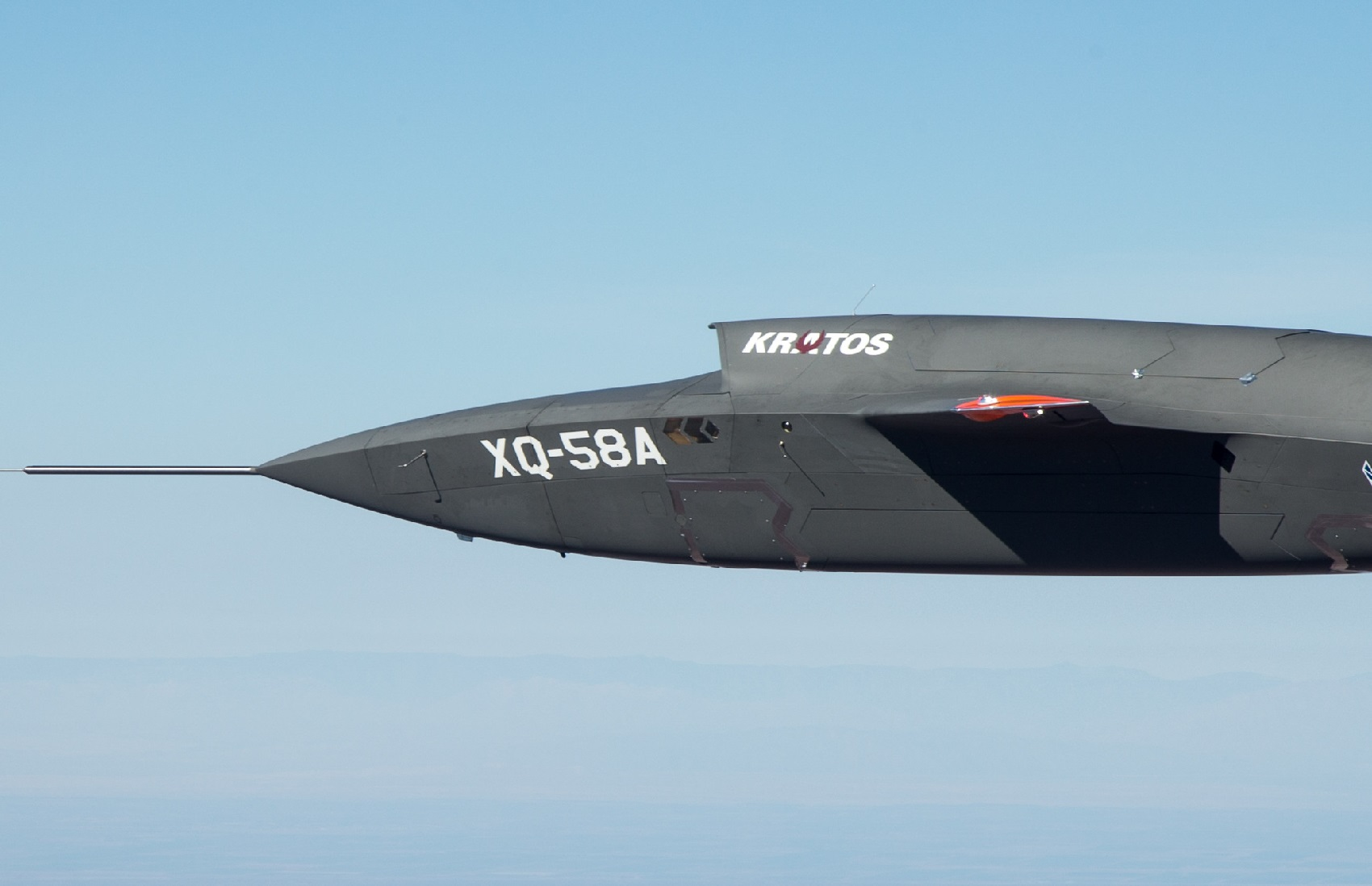 A Mini F-35?: Don't Get Crazy Over the XQ-58A Valkyrie (For Now)