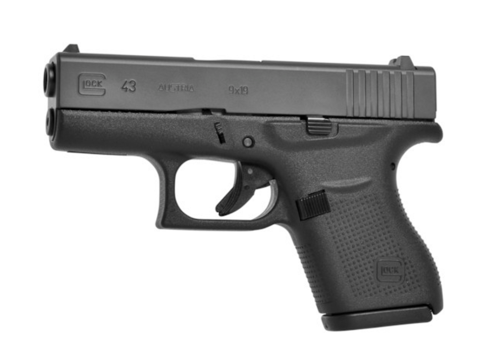 How the Glock 43 Gun Is Superior for Concealed Carry