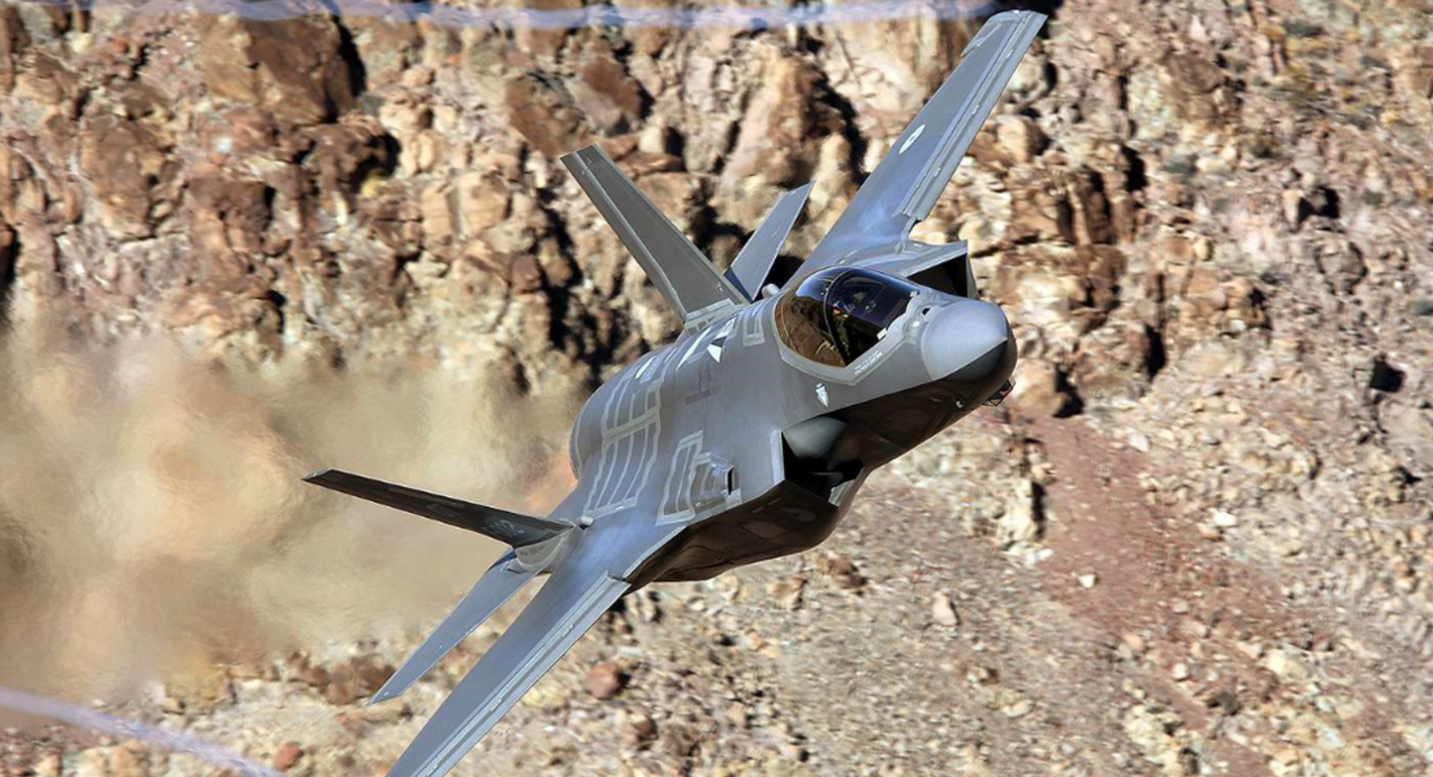This Photo Is Proof Why China, North Korea and Russia Fear the F-35