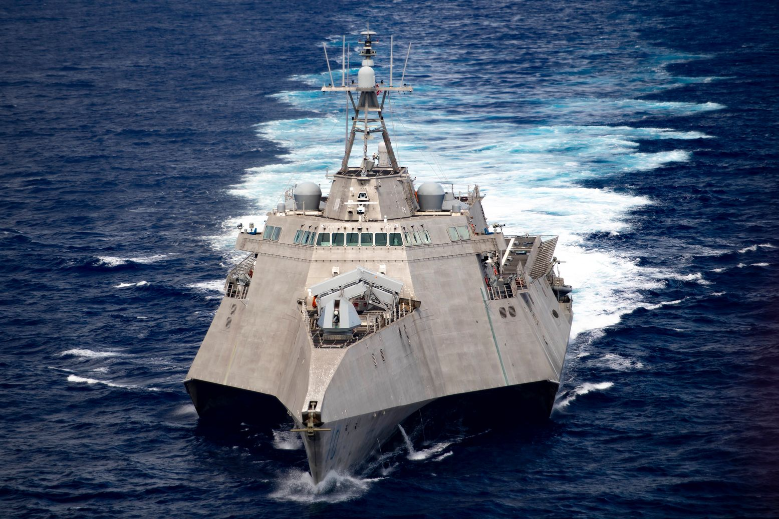 Why the Navy's Littoral Combat Ships Are so Terrible