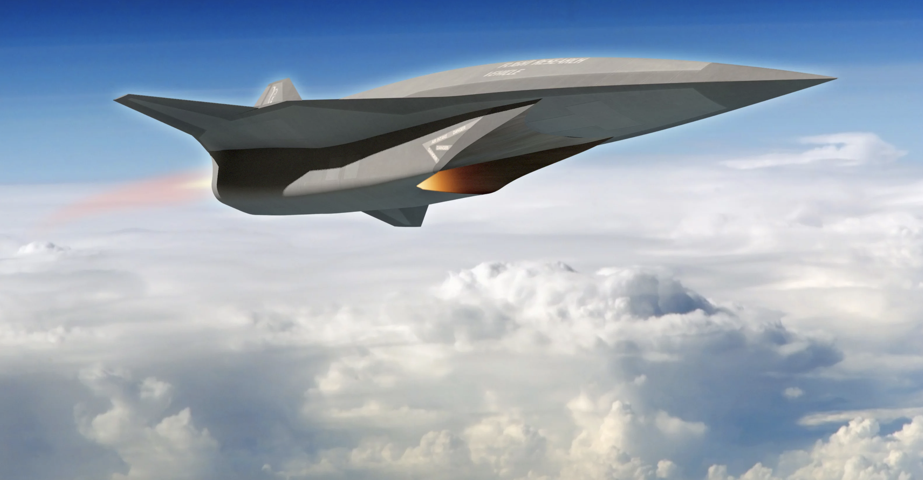 Faster: Meet the Air Force's New Mach 5 SR-72 Spy Plane
