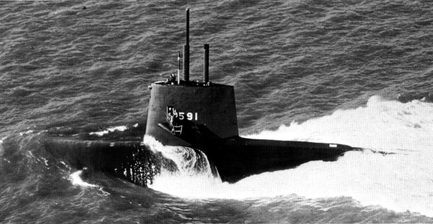 The Navy Sent a Spy Submarine On a Secret Mission (It Never Came Home
