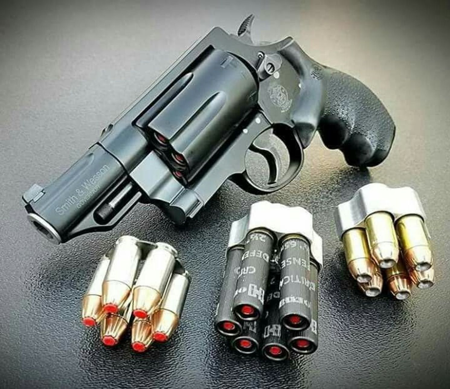EXPLAINER: What Exactly Is a Revolver-Shotgun?