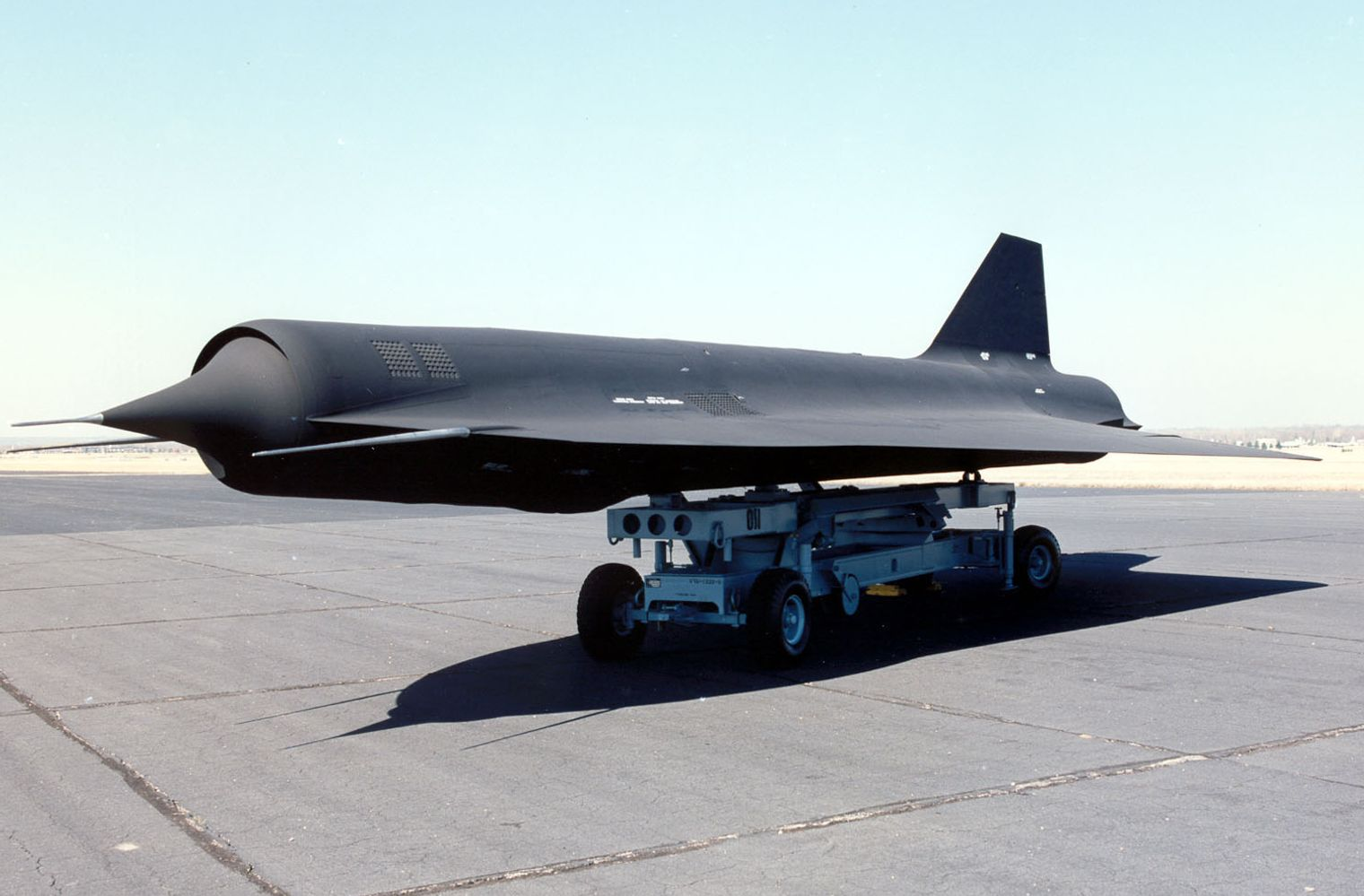 Russia Got Its Hands on This 'Mini SR-71' Mach 3 Spy Drone (To Steal Its Secrets)