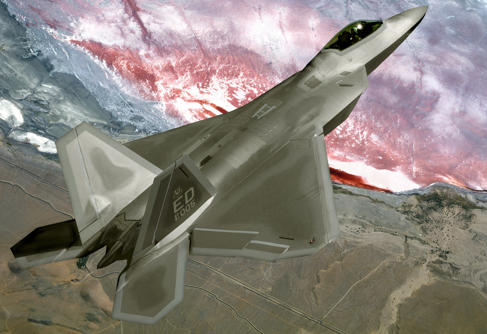 F-22s, Stealth Bombers and Submarines: How America Could Make Israel a Military Superpower