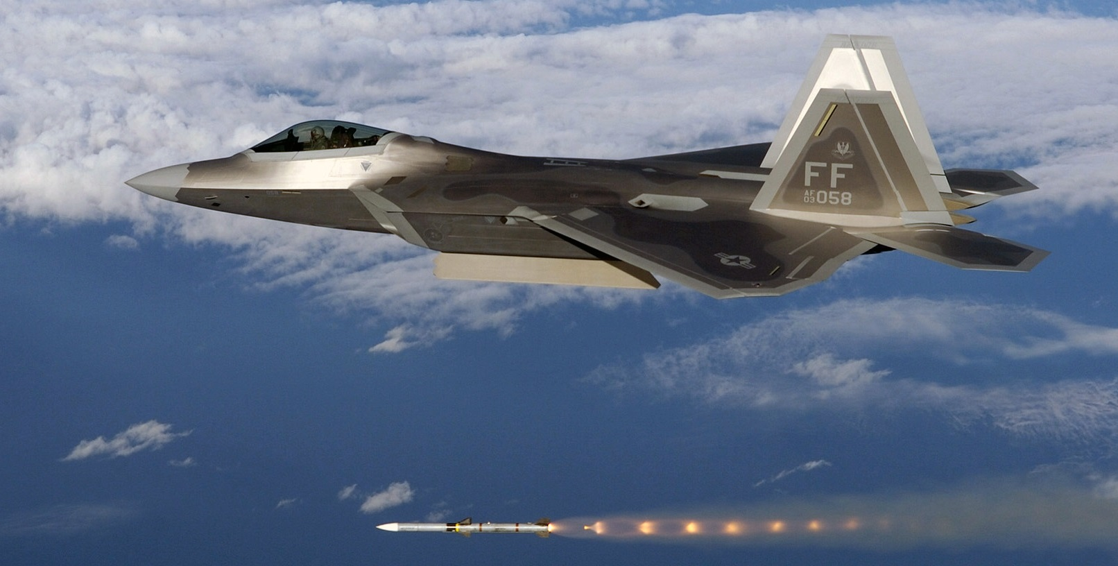 Get Ready, China: America's Stealth F-22 Has Just Been Deployed to Australia