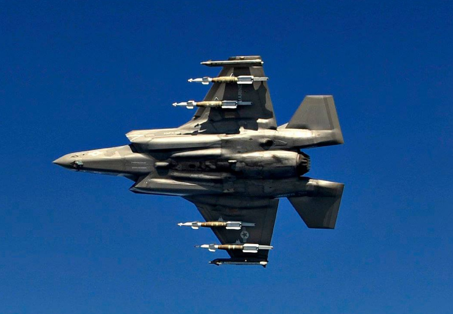 The F-35 Stealth Fighter Can Turn Into Beast Mode (Armed with Hypersonic Missiles)