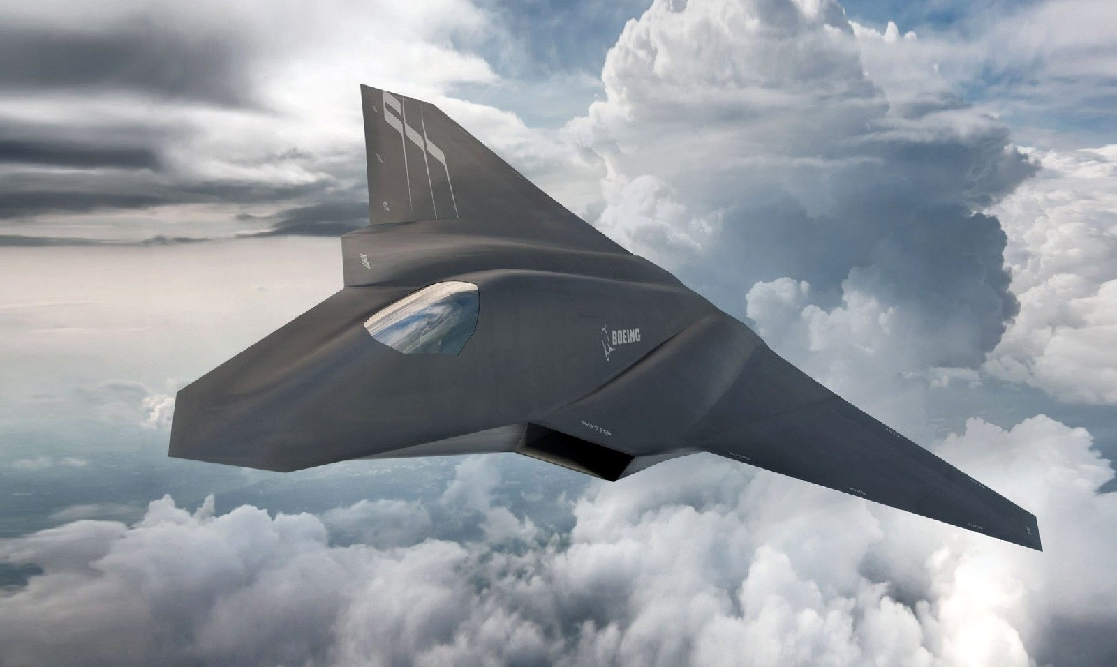 What Comes After the F-35: A 6th Generation Stealth Fighter with Lasers?