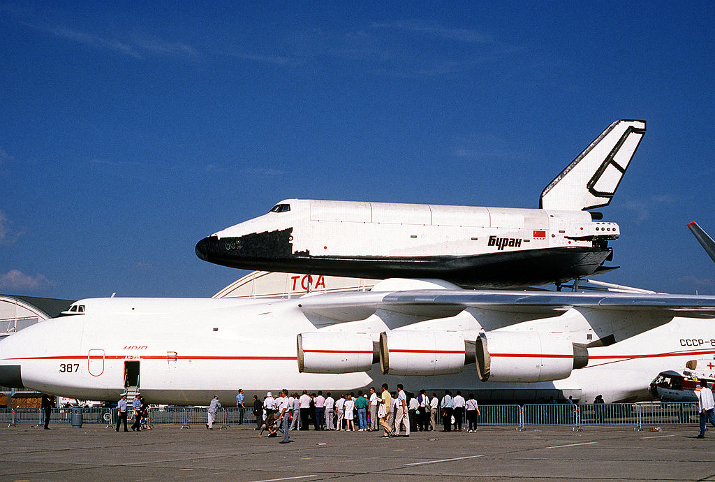 The Sad Story of Russia's Space Shuttle Program