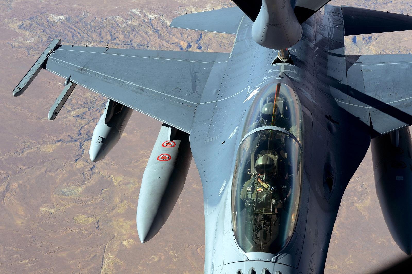 Taiwan Wants Billions of Dollars Worth of U.S. F-16 Fighters. It's a