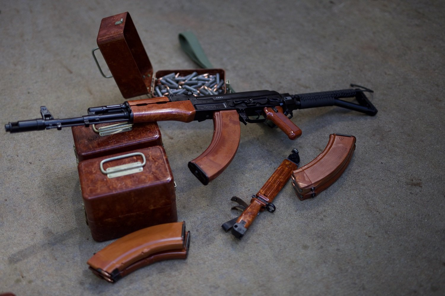 How Well Do You Know The AK-47? Here's 5 Little Known Facts | The National  Interest
