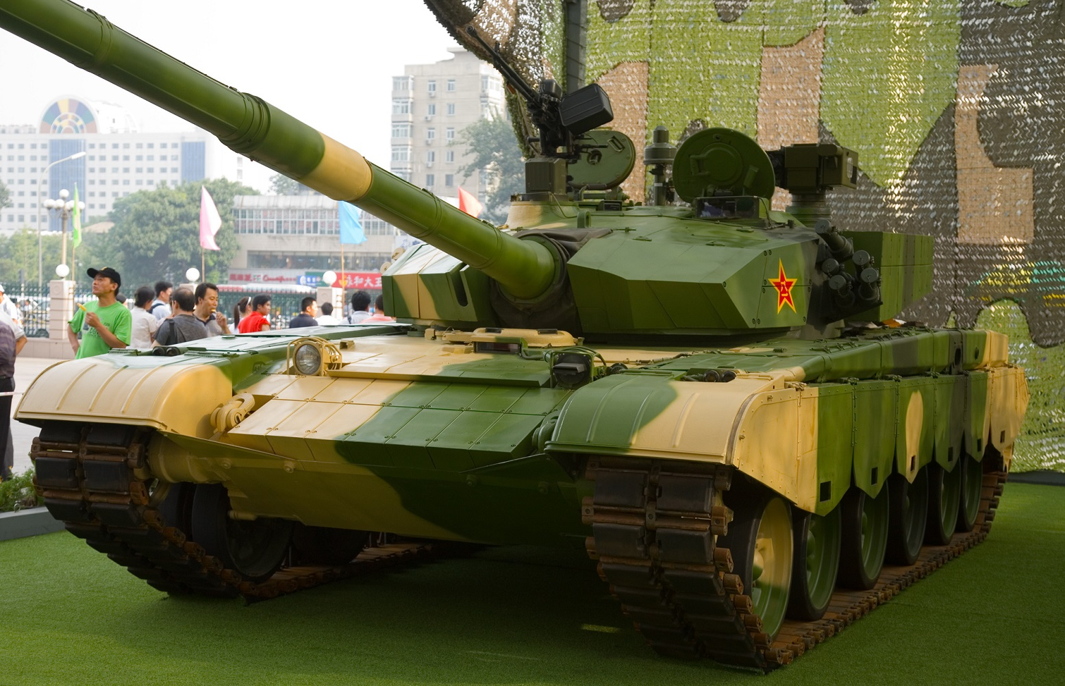 A Whopping 6,900 Tanks: China Has the Biggest Amount of Armor on Earth