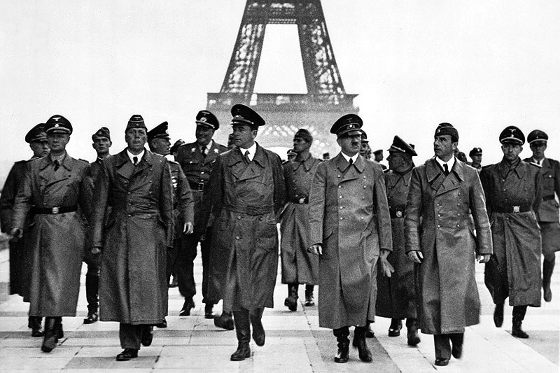The Super Simple Reason Nazi Germany Crushed France During World War II