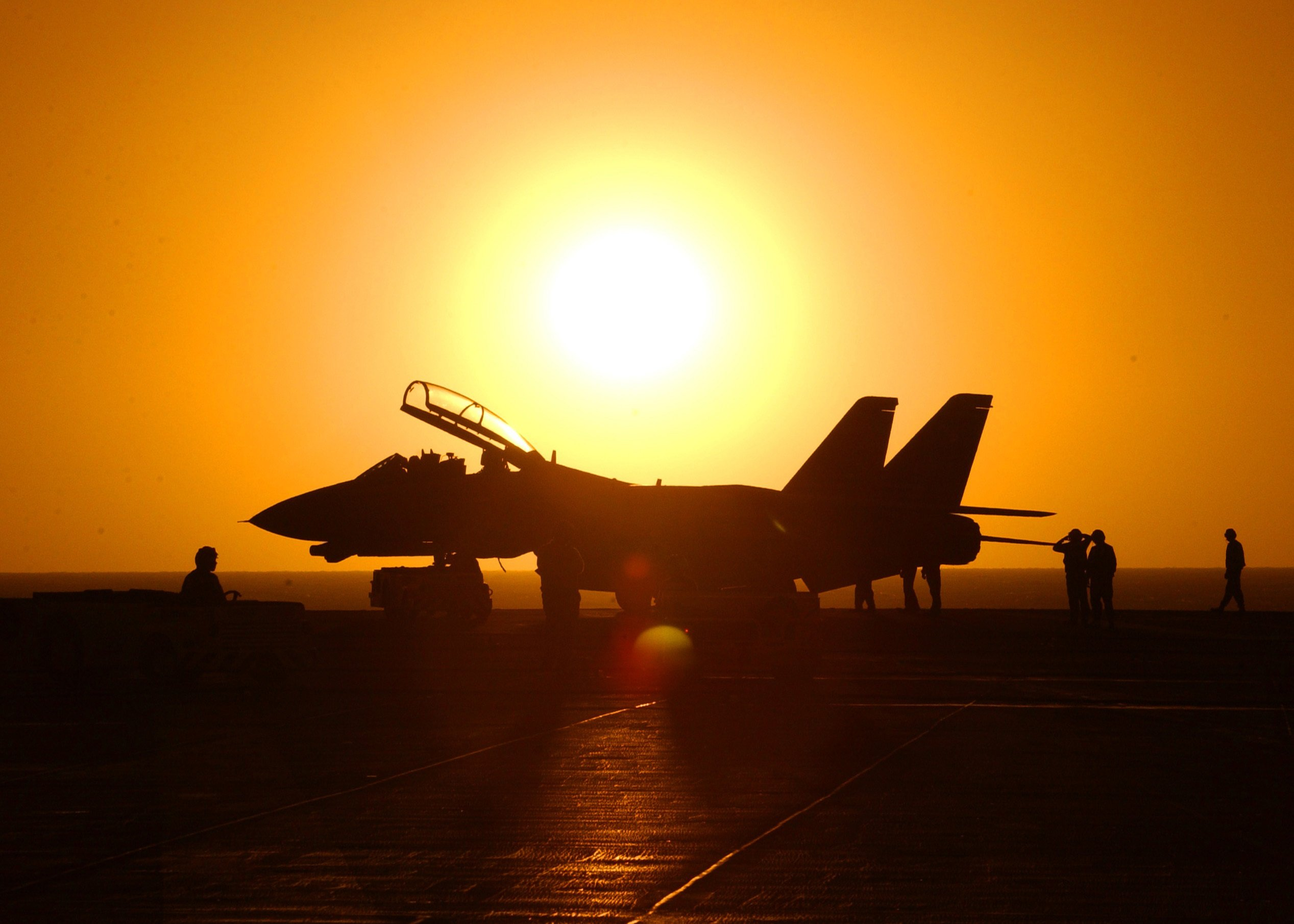 Why the U.S. Military Misses the F-14 Tomcat