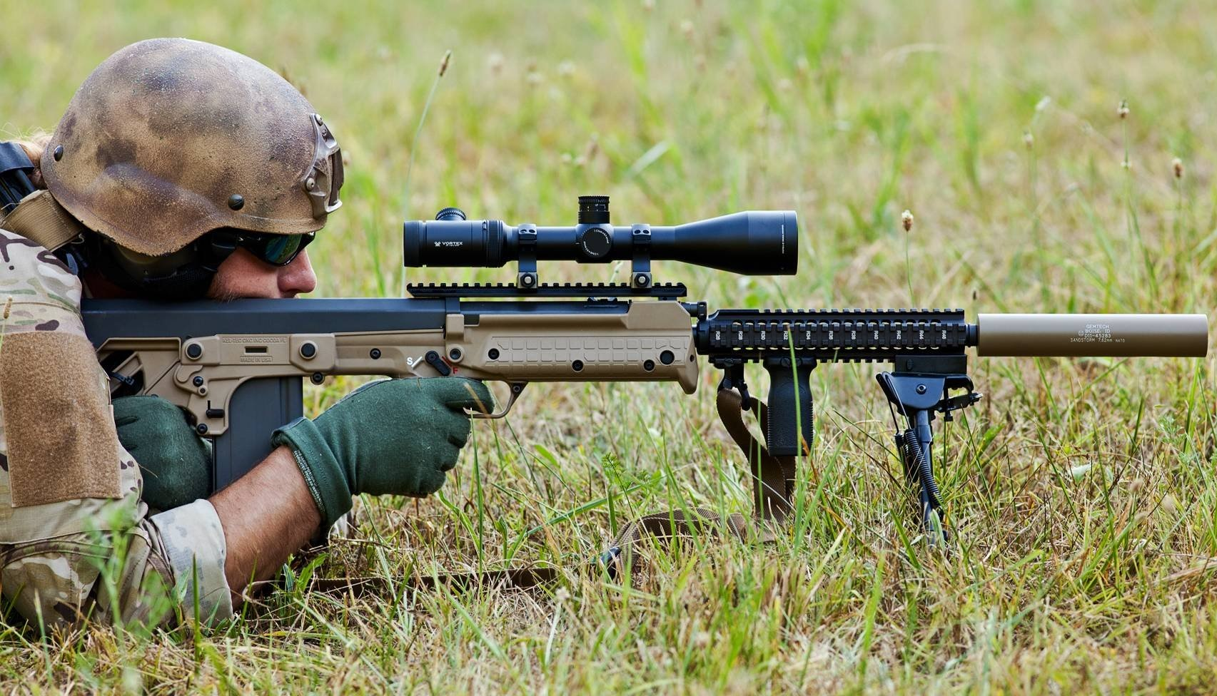 The Kel-Tec RFB: The Best Bullpup Semi-Automatic Rifle?