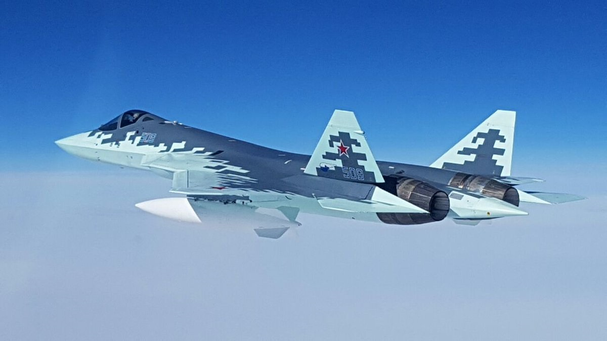 Can't Get Your Hands on an F-35?: Russia Will Soon Sell Su-57 Stealth