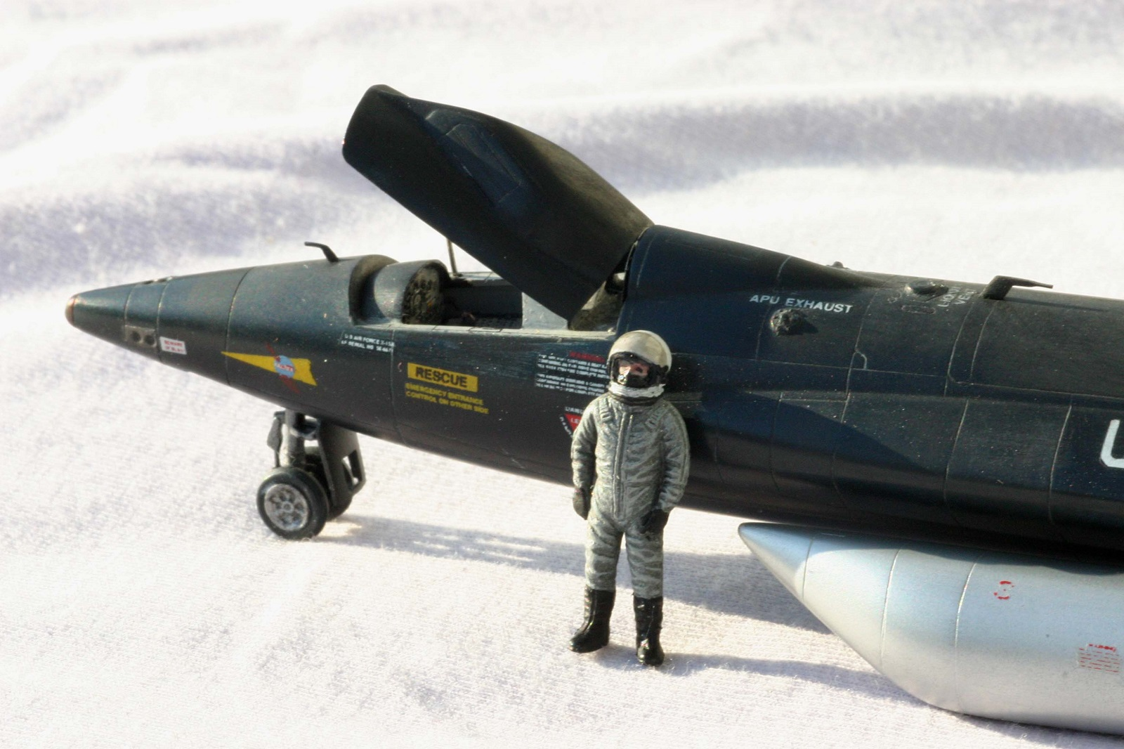 The US Military's X-15s Set a Speed Record of Mach 6.7. But It Has an