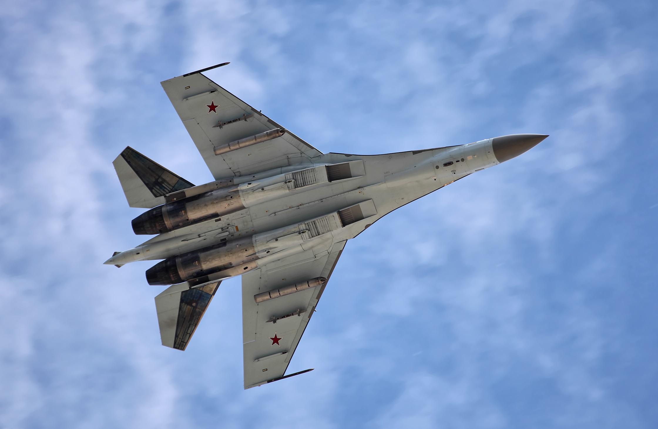 Russia's Deadly Sukhoi Su-35 Flanker-E Has 1 Big Problem