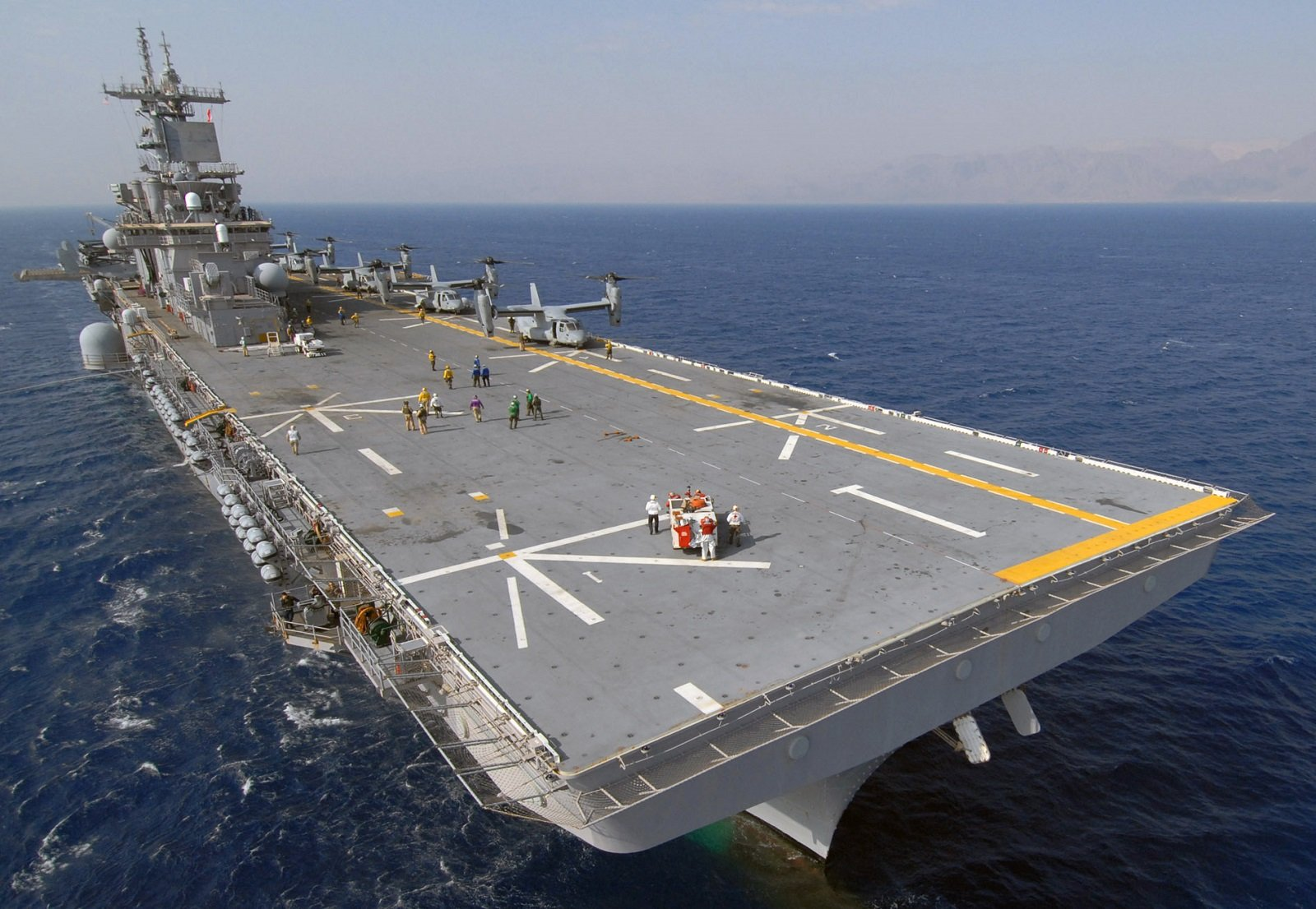 The U S Marines Might Be Souring On Amphibious Assault Ships Here S Why The National Interest