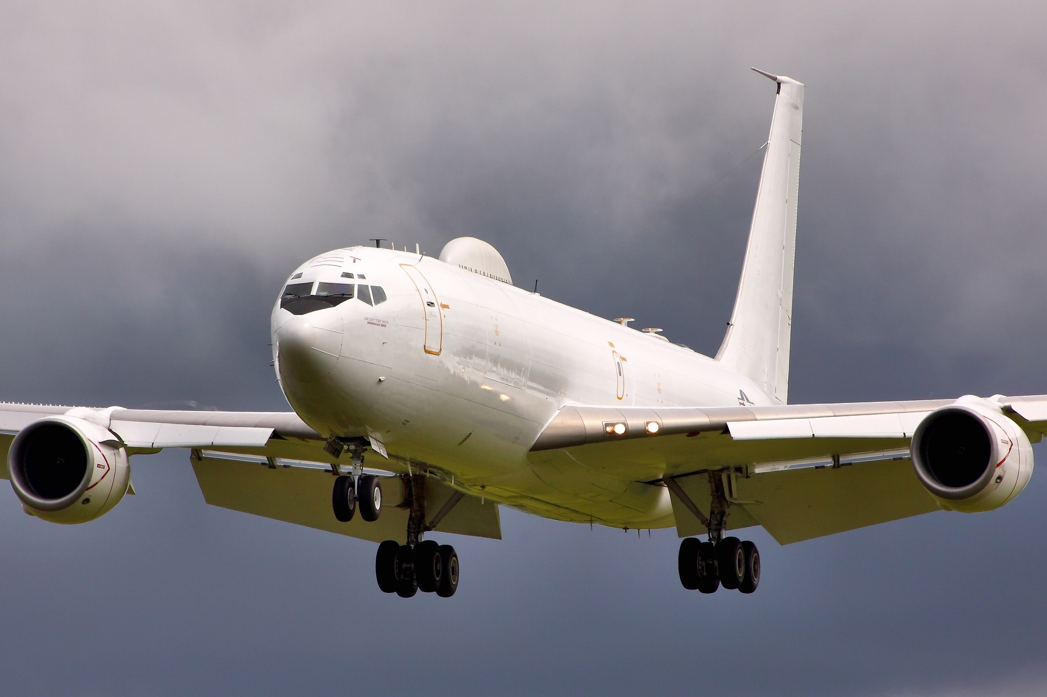 The E 6 America S Doomsday Plane That Could Nuke Russia China Or