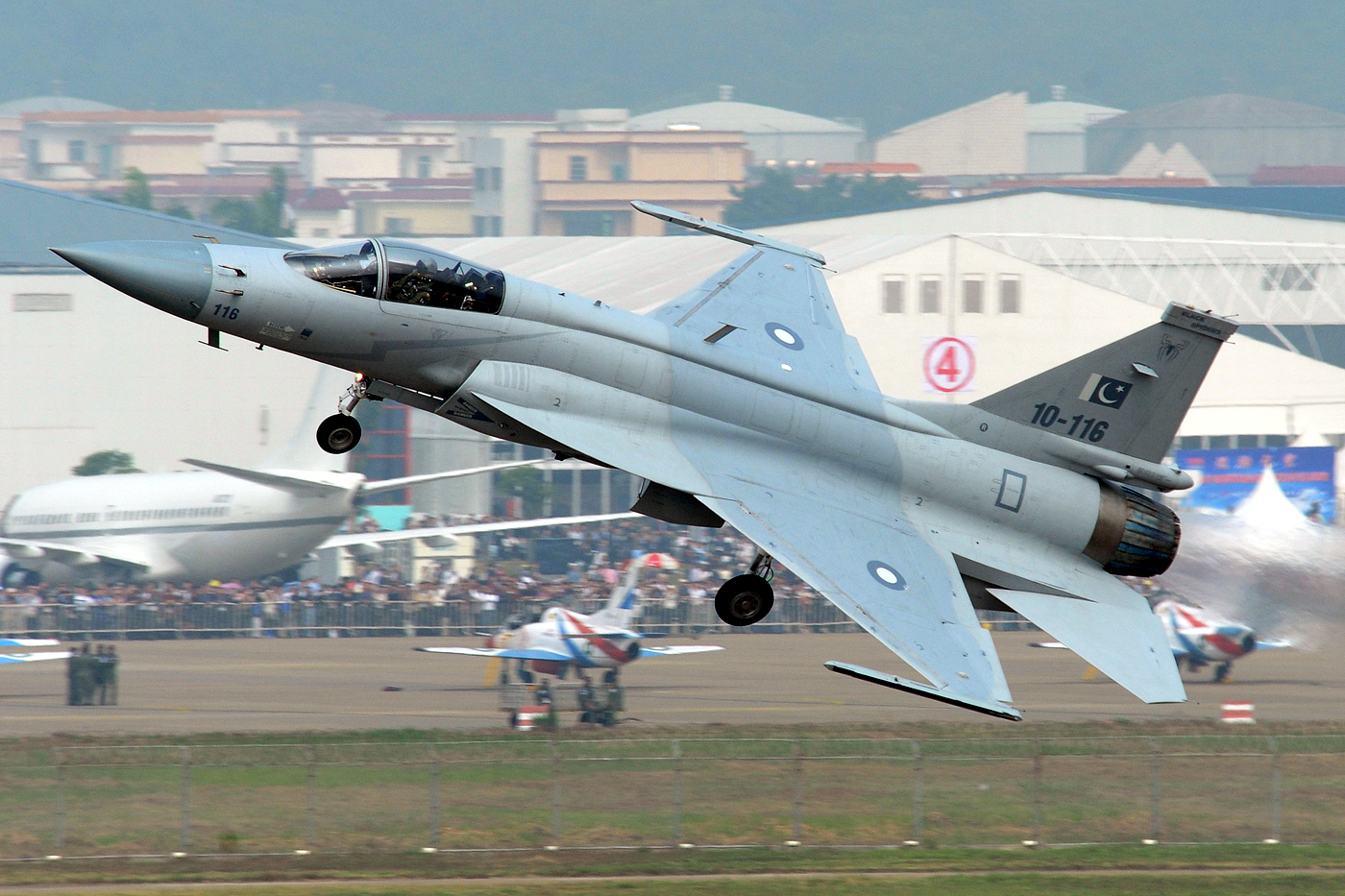 "China's JF-17 ""Thunder"" Fighter Jet: Does it Have F-16 'DNA'?"