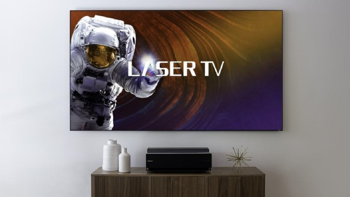 Hisense Laser Tv Can Turn Your Living Room Into A Movie Theater The National Interest