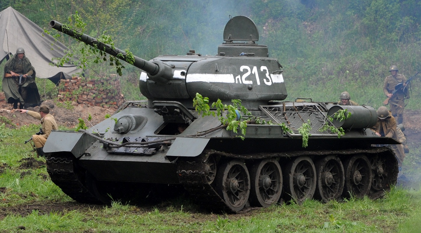 T-34 : The Soviet Legendary Tank